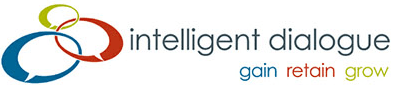 Intelligent dialogue logo