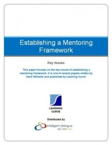 Establishing A Mentoring Framework Han Williams
