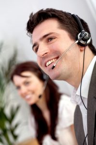 call handling skills training