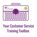 customer service training toolbox