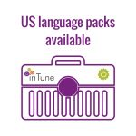 US Language packs available