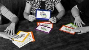 CaseCards in use