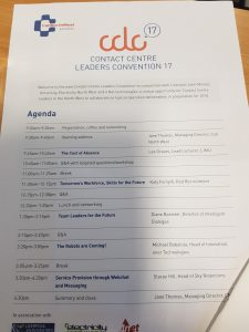 contact centre leaders convention