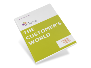 the customer's world