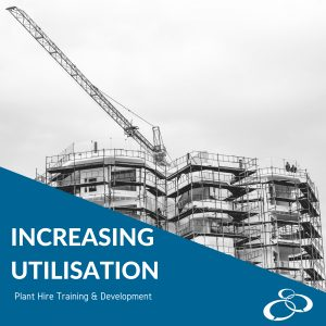 increasing utilisation