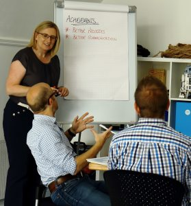 Intelligent Dialogue Training