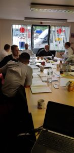sales training for plant hire