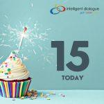 Happy birthday intelligent dialogue